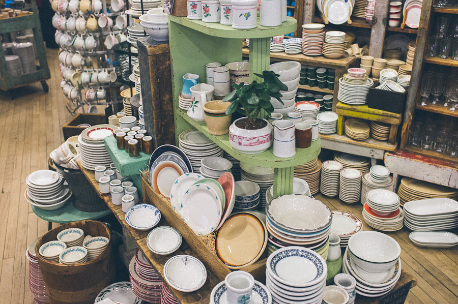 New york city tips julia et max inspire your every day for Fishs eddy dinnerware