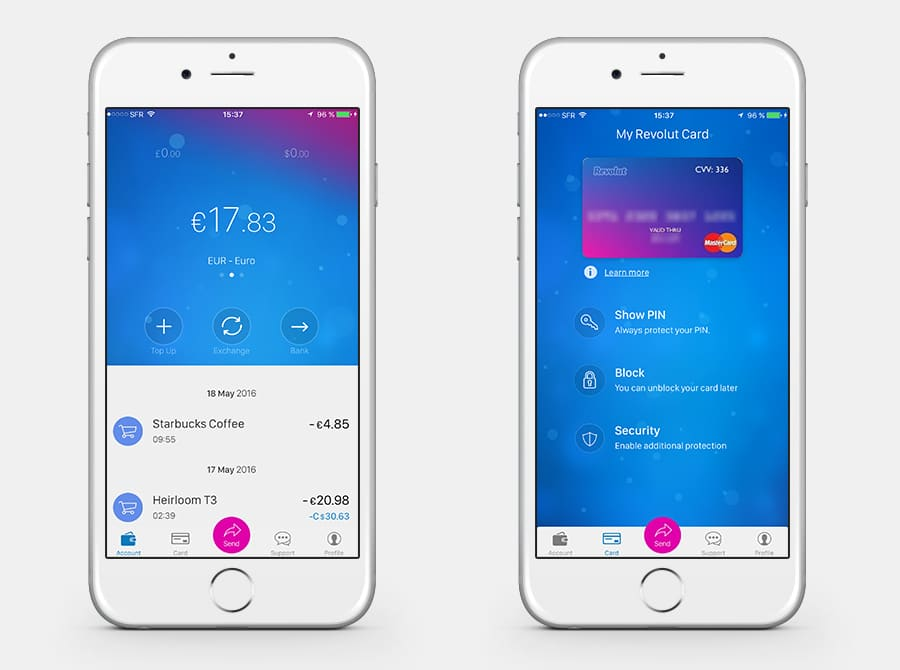 revolut_application_mobile_evite_frais_de_change_2