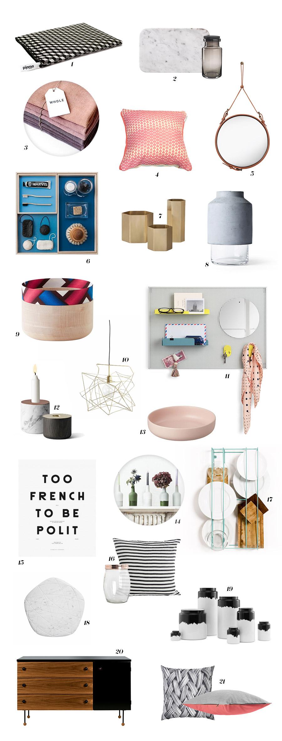 Maison objet 2014 notre best of julia et max inspire your every day - Maison et objet 2014 ...