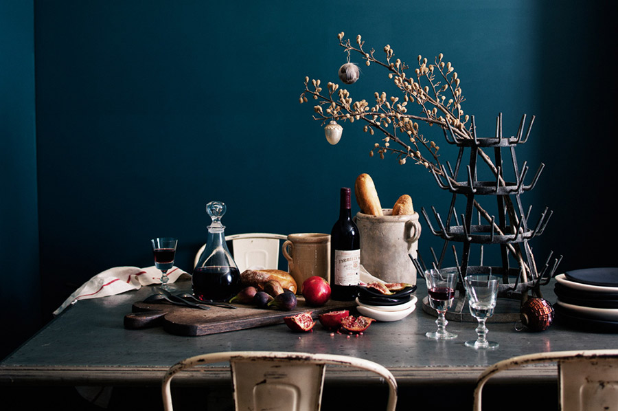 Tendance archives julia et max inspire your every day for Deco bleu petrole