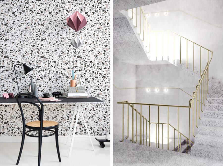 Dingo de terrazzo julia et max inspire your every day for Carrelage terrazzo
